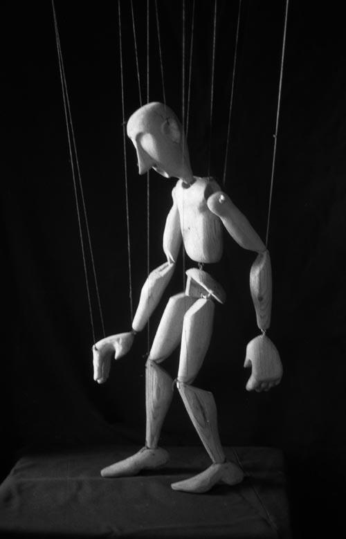Marioneta de Pepe Otal