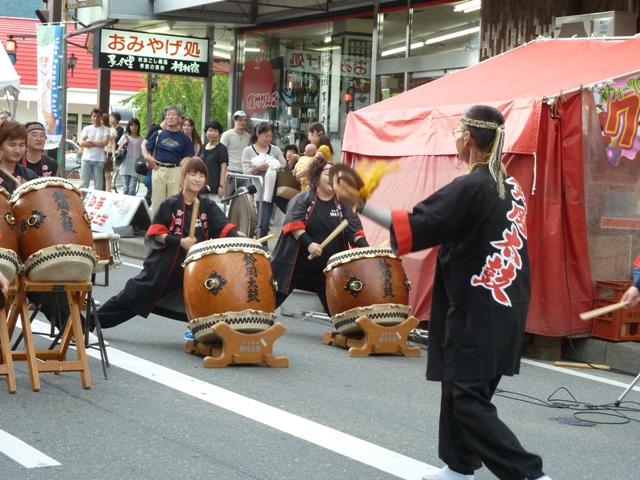 Ringon dance in Iida