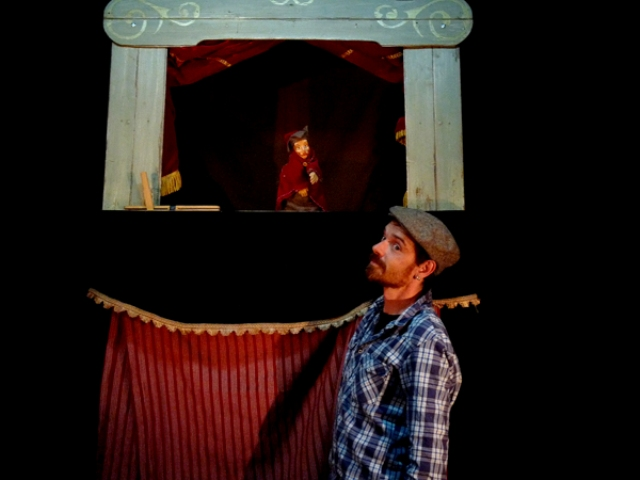 Punch and Judy Ronan Tully