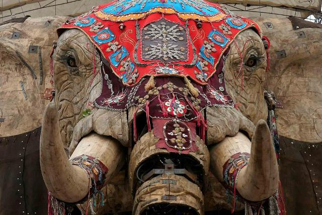 Elephant Royal de Luxe