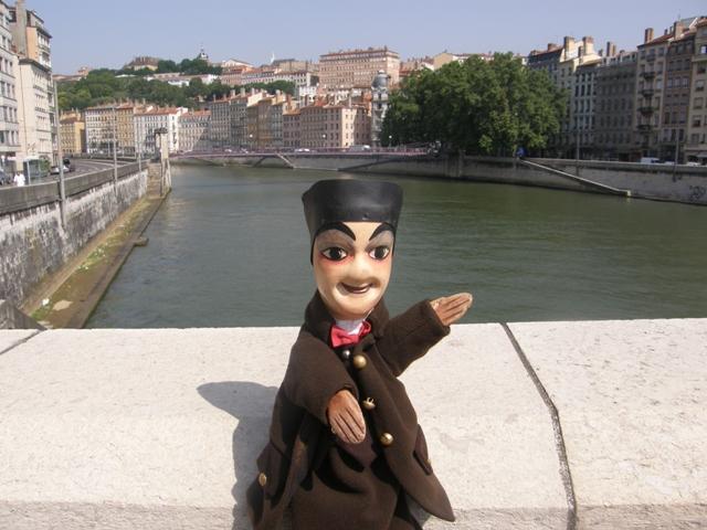Guignol à Lyon
