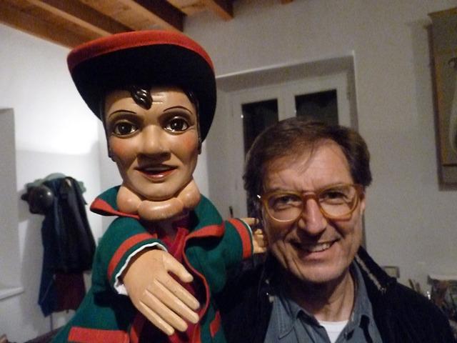 Daniele Cortesi e Gioppino