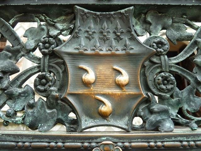 Escudo de armas de Bartolomeo Colleoni