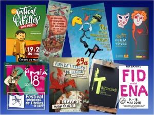 A ROUND-UP OF IBERIAN FESTIVALS IN MAY 2018: LLEIDA, LISBON, SEGOVIA, SEVILLE, GRANADA, GAVÀ, PALMA DE MALLORCA, REDONDELA, CALDES DE MONTBUI, CADIZ, SANTILLANA DEL MAR, POLA DE SIERO…, AND BOCHUM IN GERMANY
