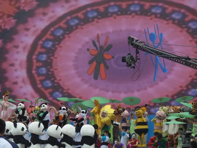 <!--:en-->Impressive Opening Ceremony of the World Festival of Chengdu<!--:-->