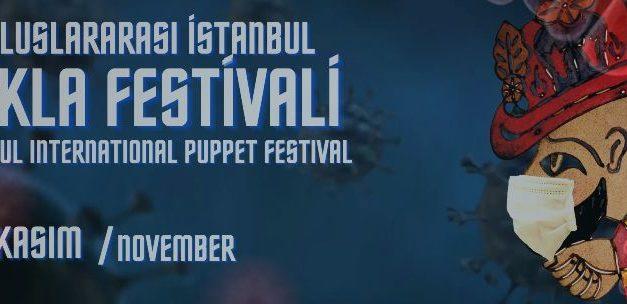 23. ISTANBUL INTERNATIONAL PUPPET FESTIVAL: 2/9 November 2020